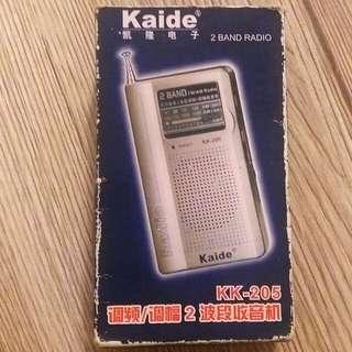 DSE收音機 Radio(包郵)