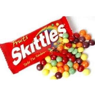 好市多彩虹糖混合水果口味分享包