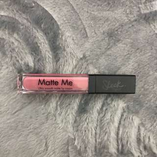 Sleek Matte Me Ultra Smooth Matte Lip Cream