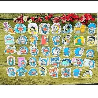 [Instock] Stickers Scrapebook/ Planner Stickers #81 (Doraemon)
