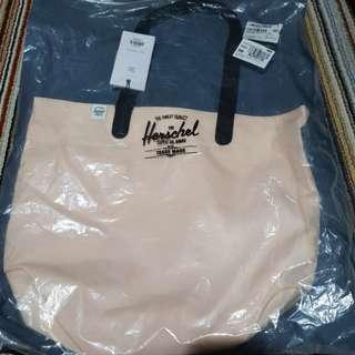 Herschel Tote Bag authentic