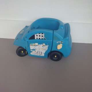 Car for children to ride