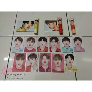 [Ready Stock] Wanna One X Innisfree Lip Balm