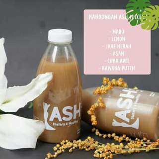 Ashanty Healty Juice