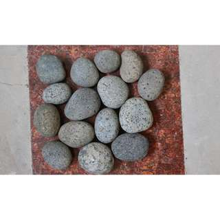 Garden pebbles for landscaping or Decoration
