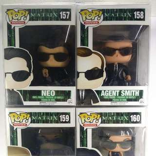Funko POP! - Matrix Set