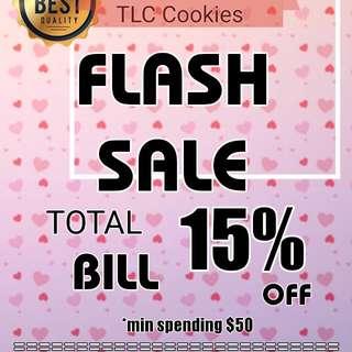 48hour Lactation cookies Flash Sale