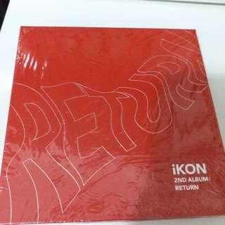 ikon 2nd album return