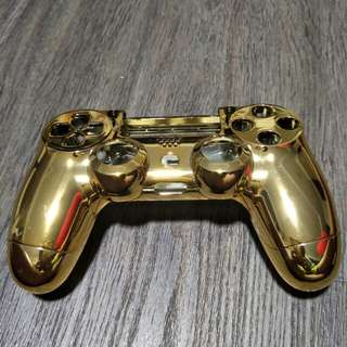 PS4 shockwave controller shell - gold