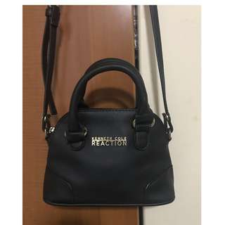 Authentic Kenneth Cole sling bag