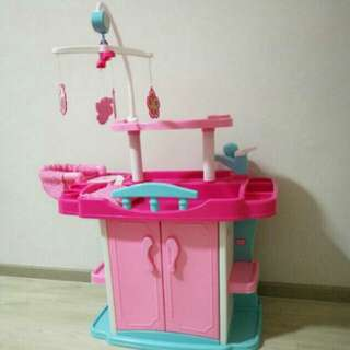 Preloved ELC nursery playset