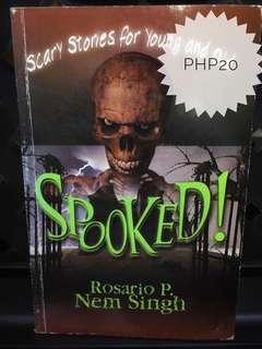 Spooked - Rosario P. Nem Singh