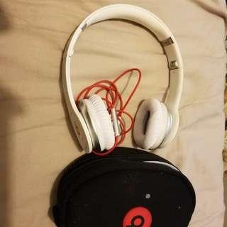 Beats 耳機 85%new 極少用新淨 面交 港島區優先
