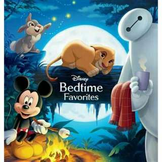 ☺ [ Brand New ]Bedtime Favorites (3rd Edition)(Storybook Collection) By:Disney Book Group  (Hardcover)