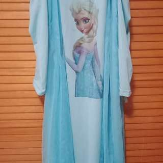 Dress Frozen Elsa