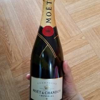 💯白酒 Moet & Chandon Imperial Brut Champagne 750ml