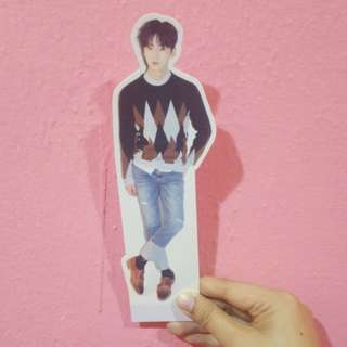 Nothing Without You Minhyun Standee