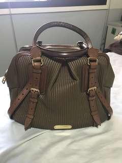 Burberry London Rosaville Bowling Bag