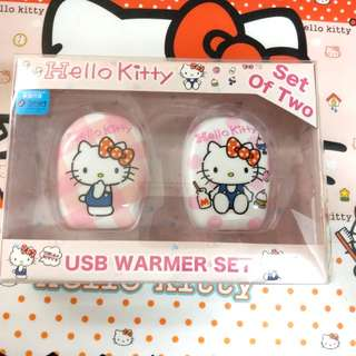 Hello Kitty 暖手器