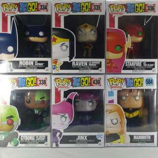 Funko POP! - Teen Titans GO!