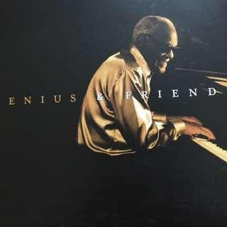 Orig Ray Charles Genius & friends