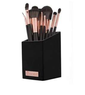 [🥀SLOTS 0/15] BH Cosmetics BH signature rose gold 13 piece brush set po