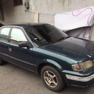 Toyota tercel 1999/03