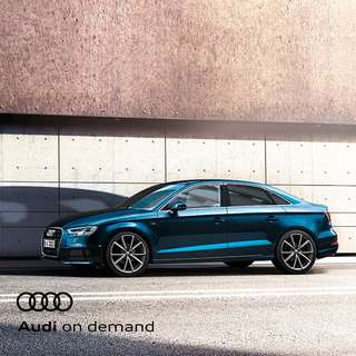 Audi on demand - Audi A3 Sedan 1.0 TFSI S tronic