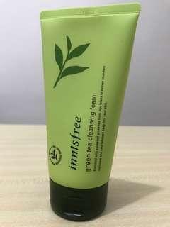 Innisfree Green Tea Cleansing Foam 綠茶精萃保濕潔面膏 150ml