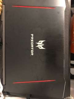 Acer Predator gaming laptop