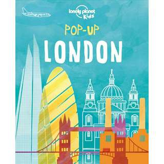 ☺ [ Brand New ] Pop-Up London (Lonely Planet Kids)  By: Lonely Planet Kids, Andy Mansfield  (Hardcover)