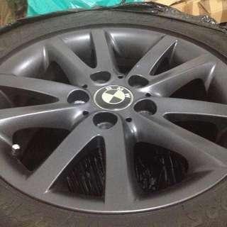 Original 3 Series BMW Wheels (all-4 sets)