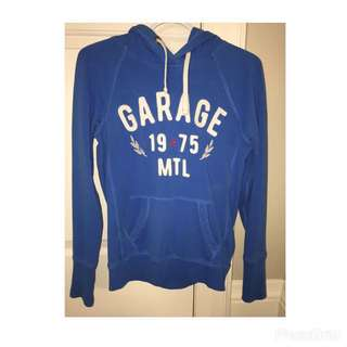 Garage Blue Sweater
