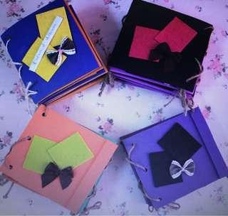 Handmade Greeting Folders