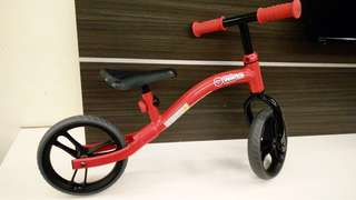 US Import Branded Basikal - Y Velo Balance Bicycle