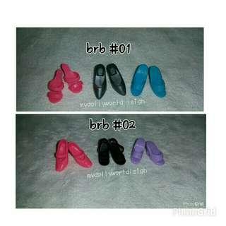 Shoes for barbie dolls ALBUM 1