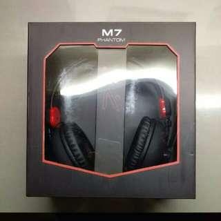Aftershock M7 Headphones