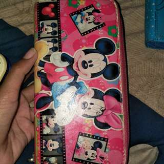 Dompet mickeymouse