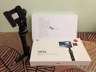 Feiyu SPG 2017 Splash Proof Gimbal