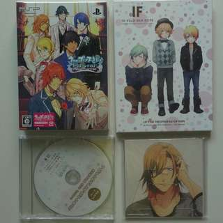 [PSP] - Uta no Prince Sama : All Star After Secret - First Press Limited Edition Sweet & Bitter Box (Animate)