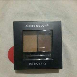 City color brow duo