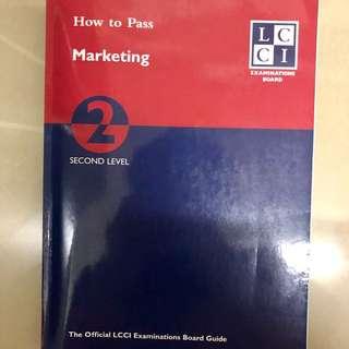 LCCI How to Pass Marketing