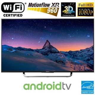 "SONY BRAVIA 50"" FULL HD ANDROID LED TV (PAYMENT AFTER DELIVERY)"