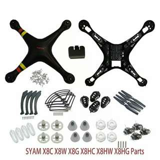Syma body shell