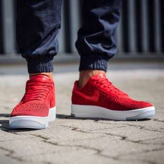 BNIB Nike authentic Air Force 1 ultra flyknit low cut sneakers