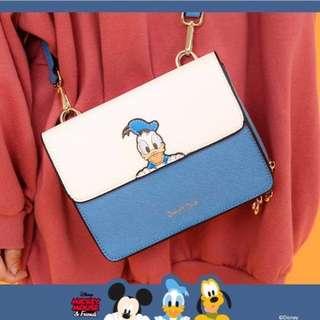 迪士尼唐老鴨包包