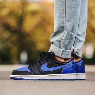 BNIB Nike authentic air jordan 1 retro low OG sneakers