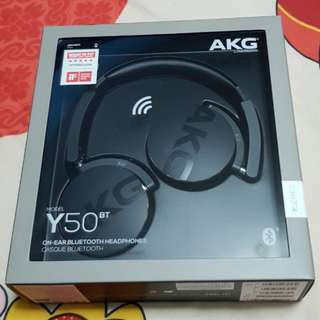 AKG Bluetooth Headphone