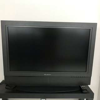 "Olevia 32"" LCD HDTV for sale"