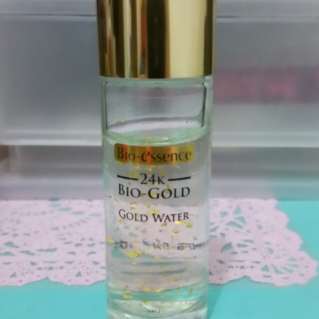 24K Bio-Gold Gold Water 30ml